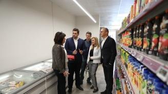 Евродепутатът Андрей Новаков посети Русенска област