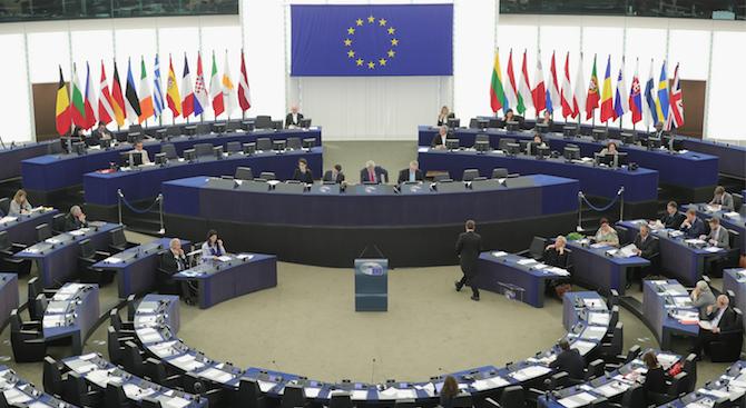 Очаква се Европейският парламент в Страсбург да гласува днес дали