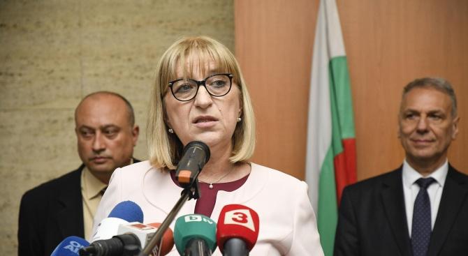Временно изпълняващият длъжността правосъден министър ще стане ясен в понеделник.