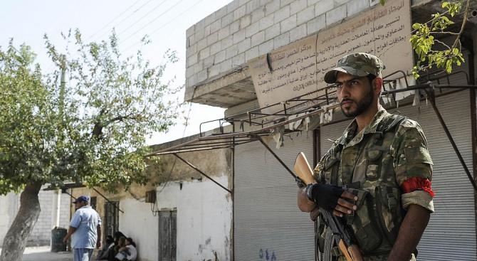 """Подкрепяните от САЩ бойци обявиха победа над """"Ислямска държава"""" (ИД)"""