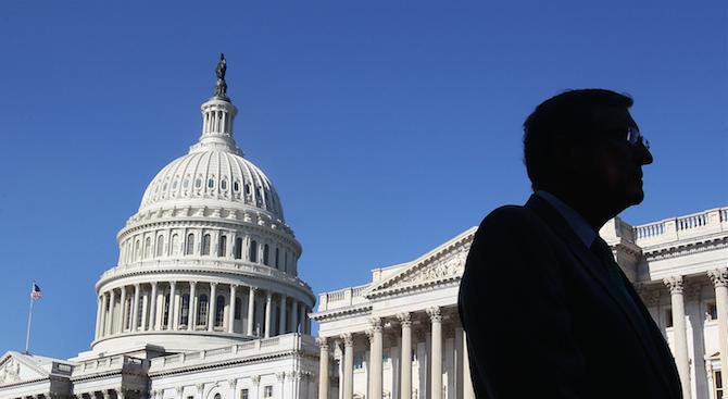 Камарата на представителите на Конгреса на САЩ не успя днес