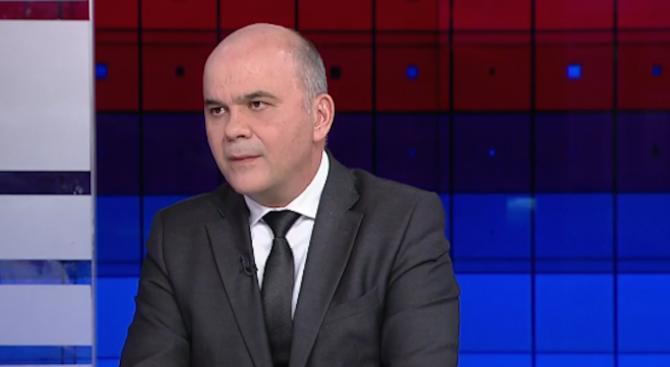 Бисер Петков: Новите пенсии ще растат