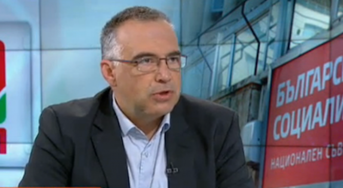 Заместник председателят на ПГ на БСП Антон Кутев заяви в