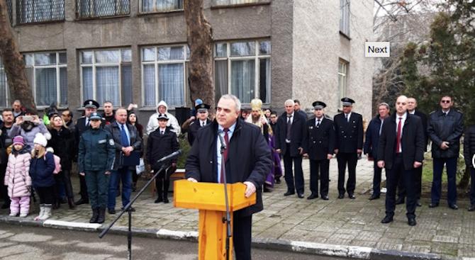 """Град Любомец е домакин на шестия национален събор """"Граничарите на"""