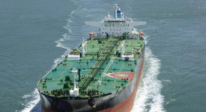 Снимка: Малтийските власти повдигнаха обвинение срещу трима мигранти за отвличането на турския танкер