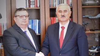 Противодействие на тероризма и наказателноправни въпроси обсъдиха главните прокурори на България и Турция