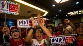 Хаос с резултатите от парламентарните избори в Тайланд