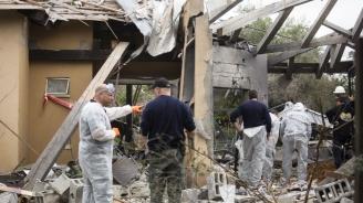 Седем ранени при ракетен удар срещу Израел