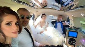 Софи Маринова и Гринго вдигнаха шумна сватба