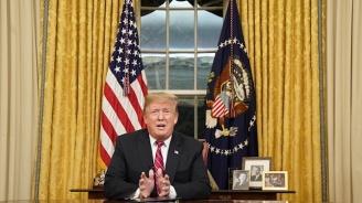 Тръмп призна Голанските възвишения за част от Израел