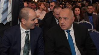 Съдбата на Цветанов решена след лични разговори на Борисов с ИК на ГЕРБ?