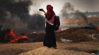Обстрелът в района на ивицата Газа продължава, въпреки обявеното спиране на огъня