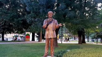 Почина авторът на паметника на Емил Димитров