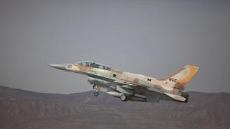 Израел показа снощните удари