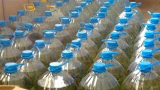 622 литра нелегален алкохол откриха в пункт за изкупуване на черни и цветни метали в Харманли