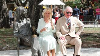 Принц Чарлз и Камила посетиха знакови за британците места в Куба