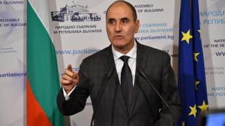 Цветанов напуска НС, остава зам.-председател на ГЕРБ и председател на предизборния щаб