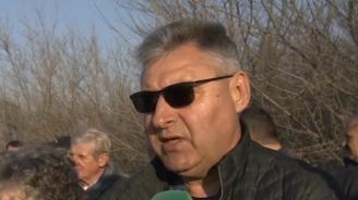 Концесионер, добиващ въглища, унищожи десетки частни ниви в Дивотино