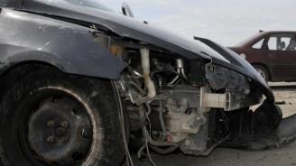 15 души са ранени при катастрофи през денонощието