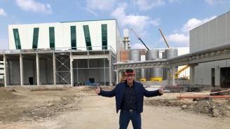 """Така се строи и работи! Новият мащабен проект на """"Хювефарма"""""""
