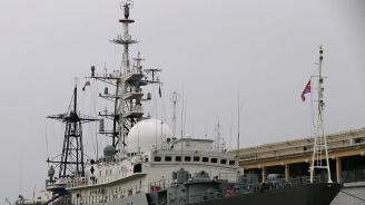 Руски военни кораби следят за влезли в Черно море фрегати на НАТО