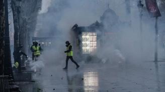 """Глобиха активист на """"жълтите жилетки"""" за организиране на неразрешени протести"""