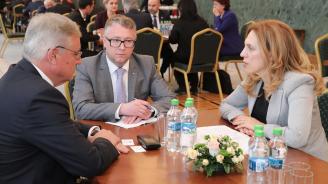 Марияна Николова: България се утвърждава като една от най-конкурентните инвестиционни дестинации в Югоизточна Европа