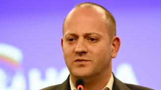 Радан Кънев е водачът на листата на Демократична България за евроизборите