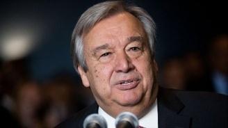 Шефът на ООН: Териториалната цялост на Сирия трябва да се запази