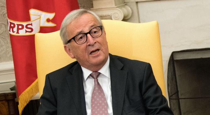 Жан-Клод Юнкер за Брекзит: Чашата на европейското търпение прелива