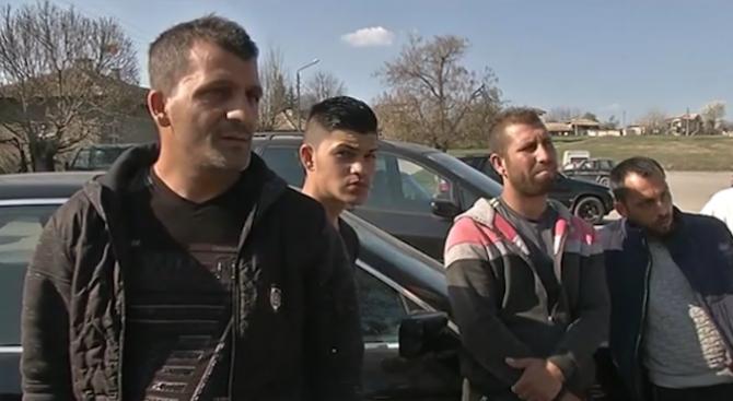 Снимка: Биха с камъни и тухли българи във Франция заради фалшива новина