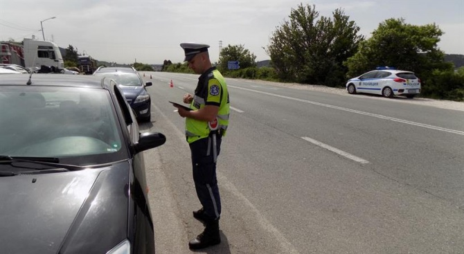 Снимка: Обявиха глобата на шофьора, карал с 277 км/ч по АМ