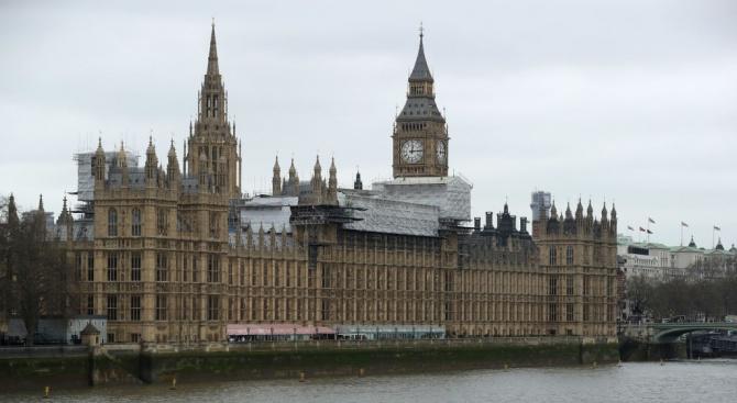 Снимка: В Камарата на общините никой не знае кога е започнало гласуването на плана на Тереза Мей за Брекзит