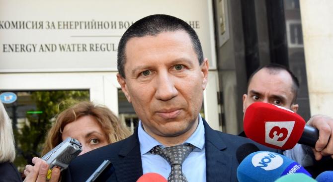 Снимка: Заместник-главният прокурор Борислав Сарафов също излиза в отпуск заради проверката за апартаментите
