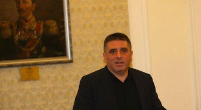 Новият министър на правосъдието Данаил Кирилов прие държавния печат