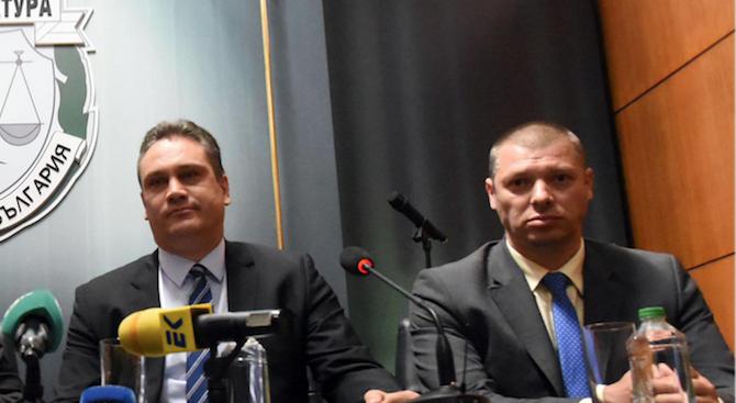 Зам.-председателят на Комисия за противодействие на корупцията и за отнемане