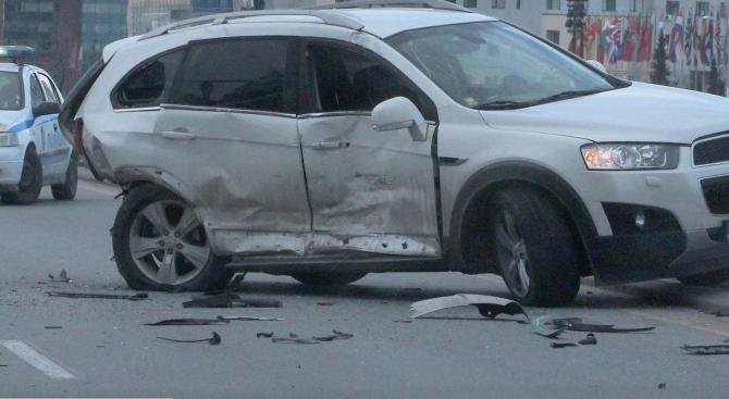 Сериозна катастрофа във Варна се размина без пострадали
