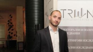 Димитър Ганев: Възможността на ГЕРБ за евродепутати в следващия ЕП е 6+1
