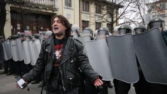 Арестуваха за срок до 24 часа мъжа, отправил заплаха срещу Борисов