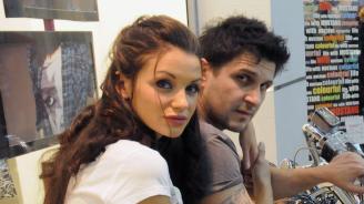 Диляна Попова потвърди слуховете, че е с Асен Блатечки