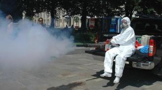 Пръскат срещу кърлежи, комари и гризачи в парковете в София