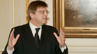 Ги Верхофстат: Твърд Брекзит е почти неизбежен