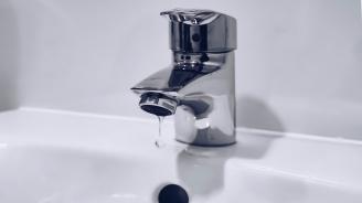 Временно спират водата в някои части на София