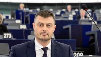 """Бареков към превозвачите: Пакет """"Мобилност"""" ще бъде приет с моя глас на 4 април"""