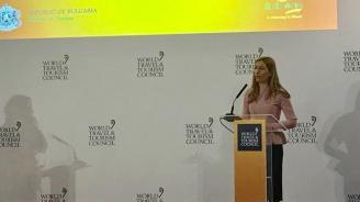 Ангелкова пред лидерите в туризма в Севиля: България има огромен потенциал за инвестиции в сферата на туризма, който ще промотираме