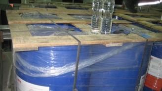 """На """"Дунав мост 2"""" задържаха повече от 19 000 литра спирт, обявен като препарат за почистване"""