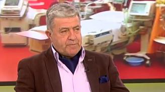 """Проф. Генчо Начев: Договорът с """"Евротрансплант"""" е в процес на подписване"""