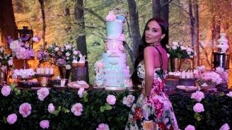 Николета Лозанова вдигна пищен купон за рождения ден на дъщеря си