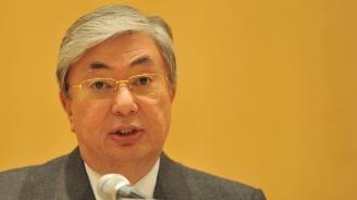 Президентът на Казахстан: Съюзническите отношения с Русия заемат особено място сред приоритетите ни