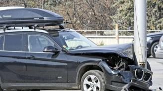 14 души са ранени при катастрофи през денонощието